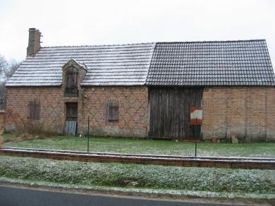 Sologne : Corps de ferme à Marcilly en Villette
