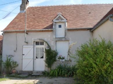 Val de Loire : Maison de pays à Cléry Saint André