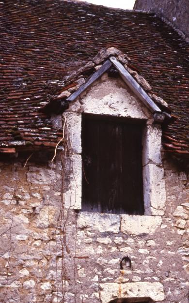 Val de Loire : Lucarne dite de Mareau aux Prés