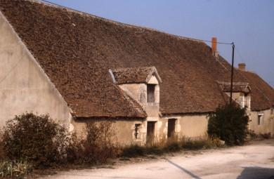 Val de Loire : Corps de ferme à Saint Hilaire Saint Mesmin