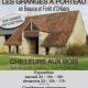 Bâti rural en Beauce et Forêt d'Orléans: les «granges à porteau»