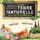 Salon Terre naturelle du 13 au 15 Octobre 2018